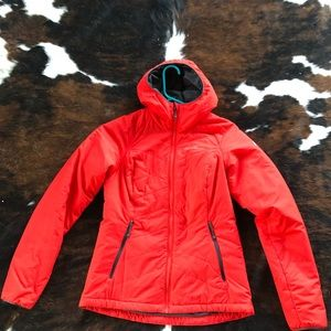 Eddie Bauer Women's Evertherm Down Hooded Jacket